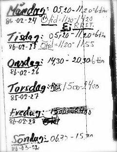 Dahlgrens dagbok