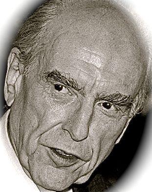 Andreas Papandreou. Far till Greklands premiärminister Giorgos Papandreou.
