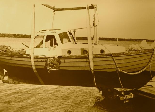 Vetenskapsmannens båt hittades drivande i Ålands hav