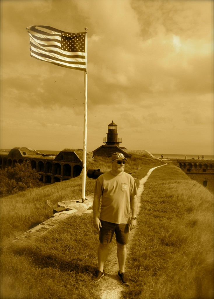 Anders Jallai, Fort Jefferson, Dry Tortugas, Key West U.S.